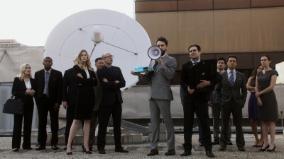 Corporate 01x01 : The Void- Seriesaddict